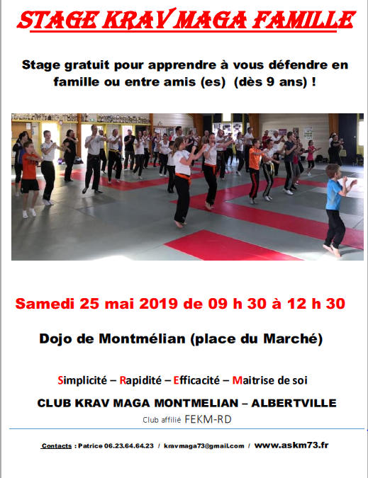 Capture stage 25 mai 2019